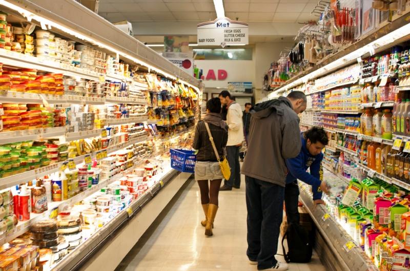 Food Brands In Store