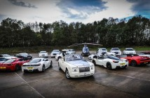 luxury cars in china