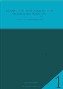 International marketing journal