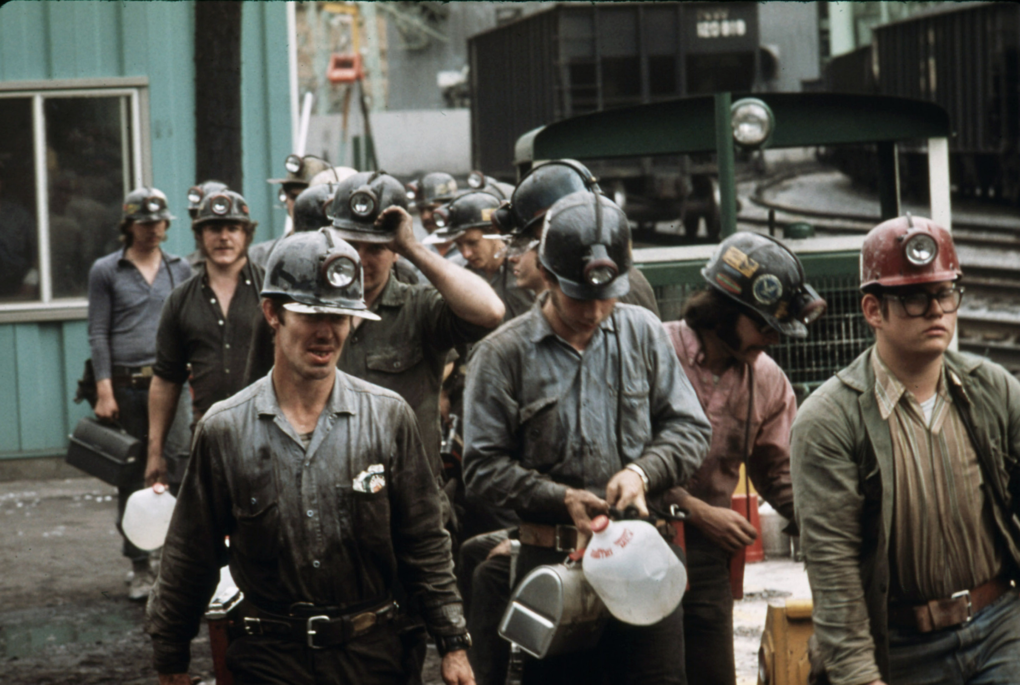 Job Satisfaction: What factors in the Coal Mining Industry will lead