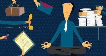impact of stress on employee productivity