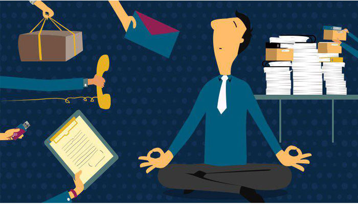 Impact of Stress on Employee Productivity | Researchleap com