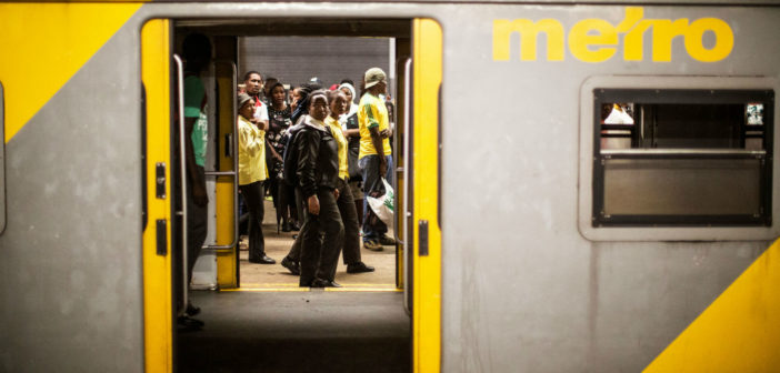 Evaluating Productivity and Efficiency Contradictions of Metrorail South Africa